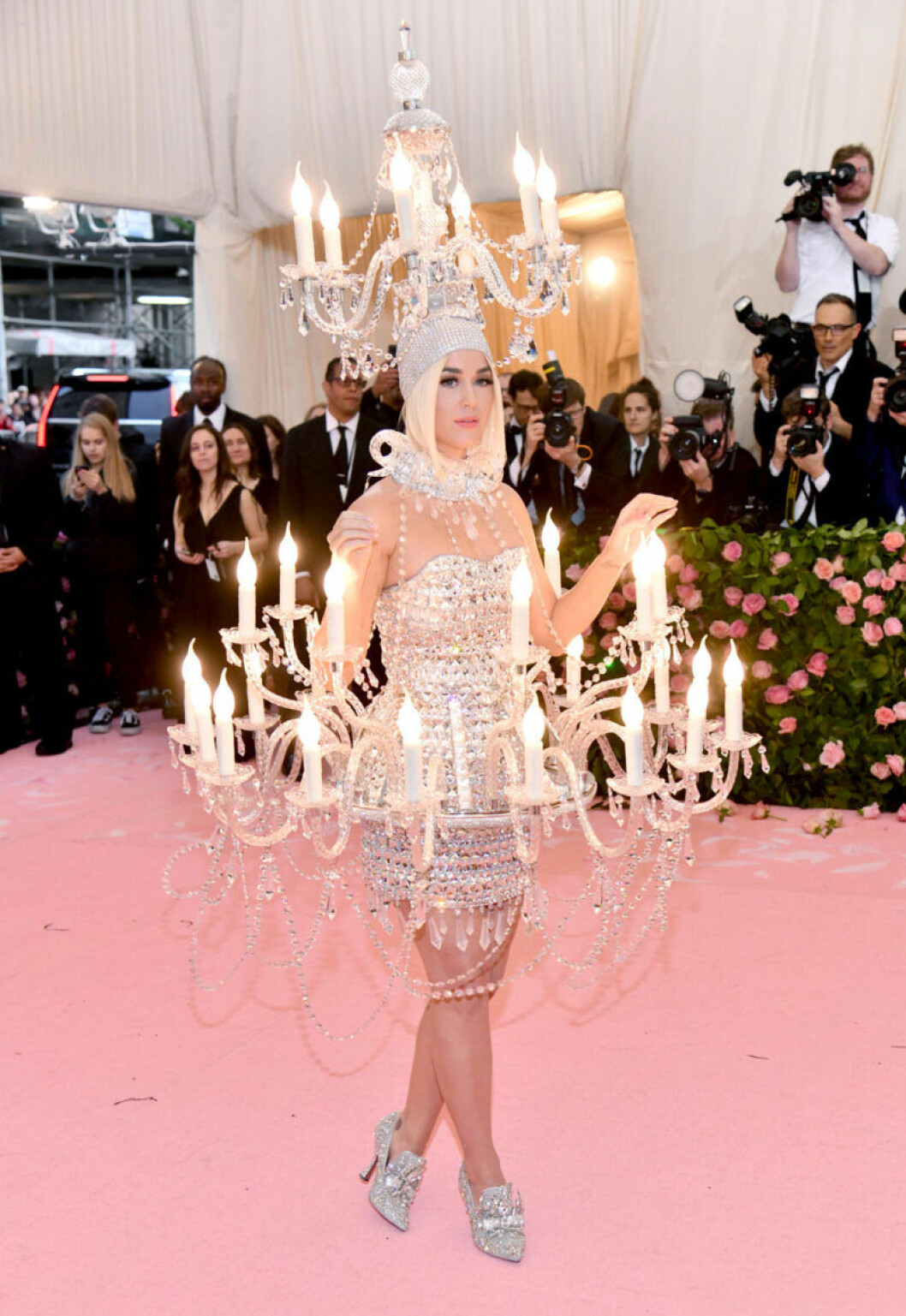 Katy Perry på röda mattan
