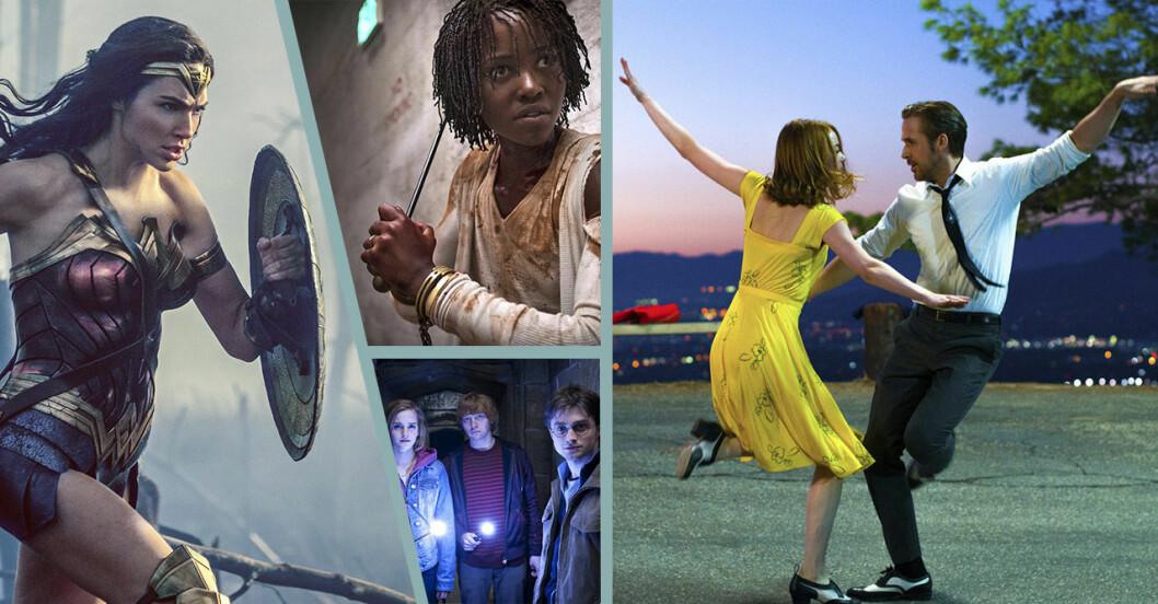 Bästa filmerna från 2010-talet – vilka har du sett quiz?