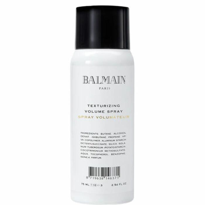 volymspray för håret från balmain
