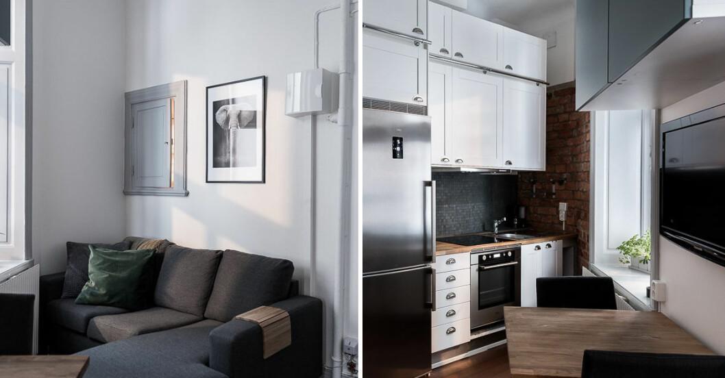12 kvadratmeter lägenhet stockholm