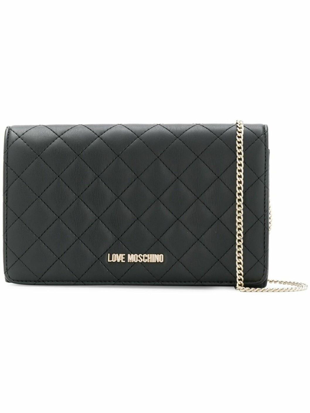 Handväska från Moschino