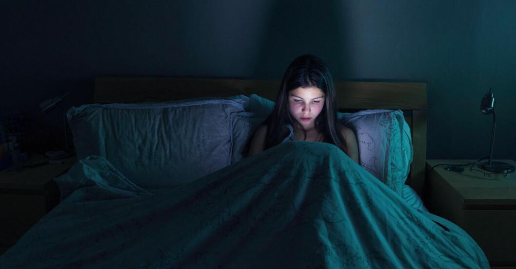 Sömnproblem dator
