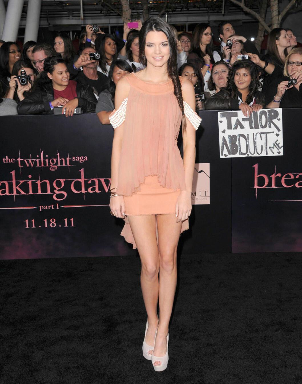 Kendall Jenner röda mattan
