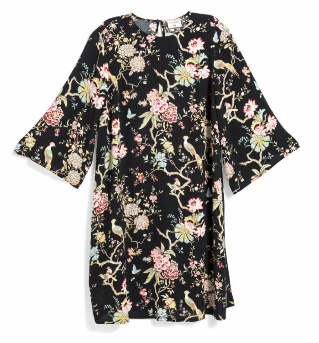 H&M GP & J Baker blommig klänning