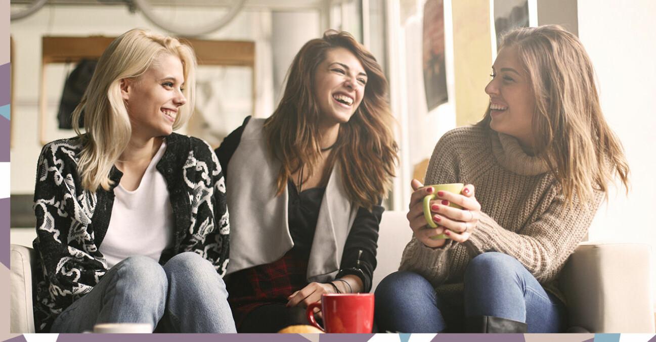 4 sätt att sluta oroa sig över vad andra tycker om en