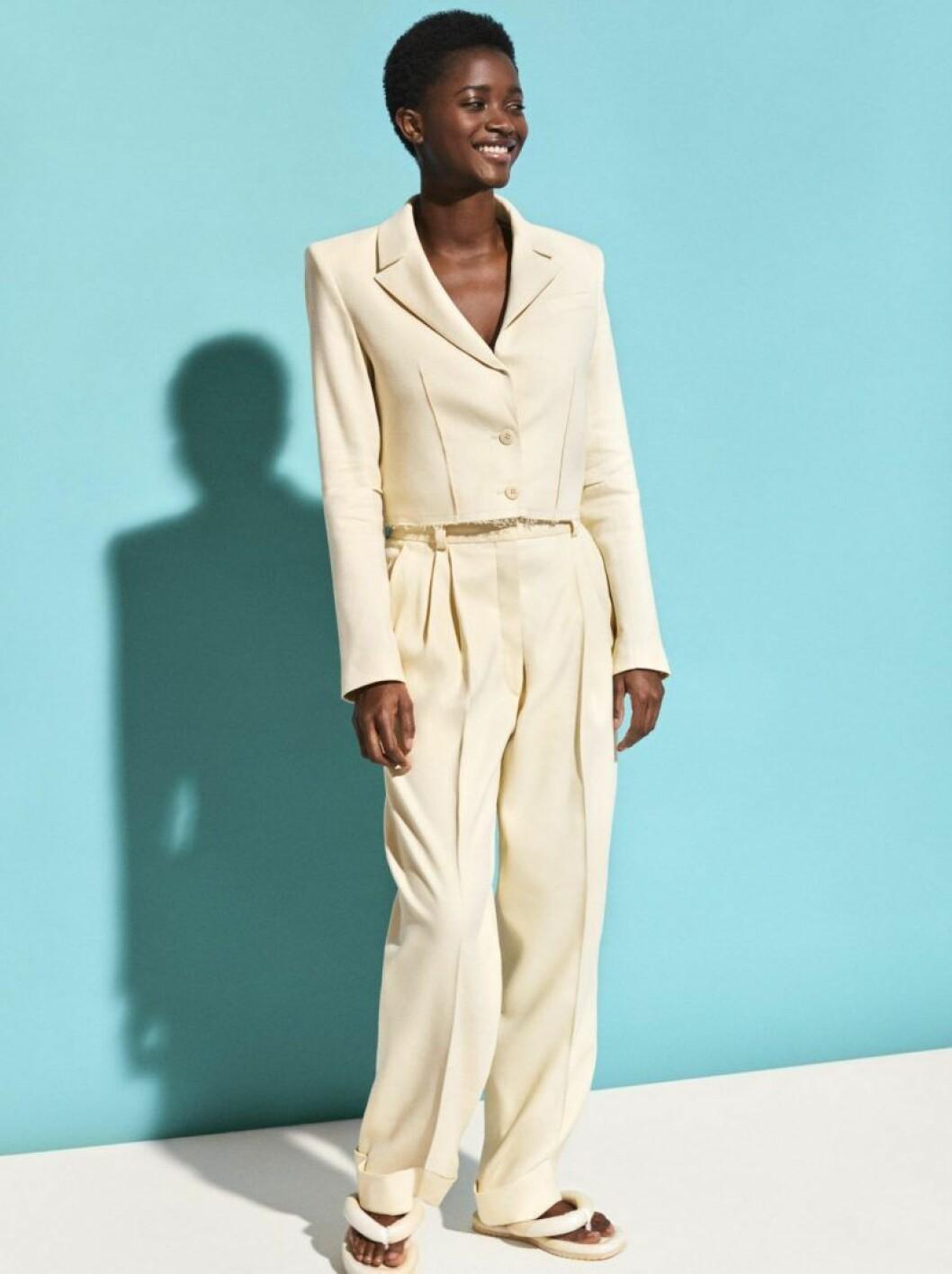 det perfekta kostym-setet från H&M Studio SS20