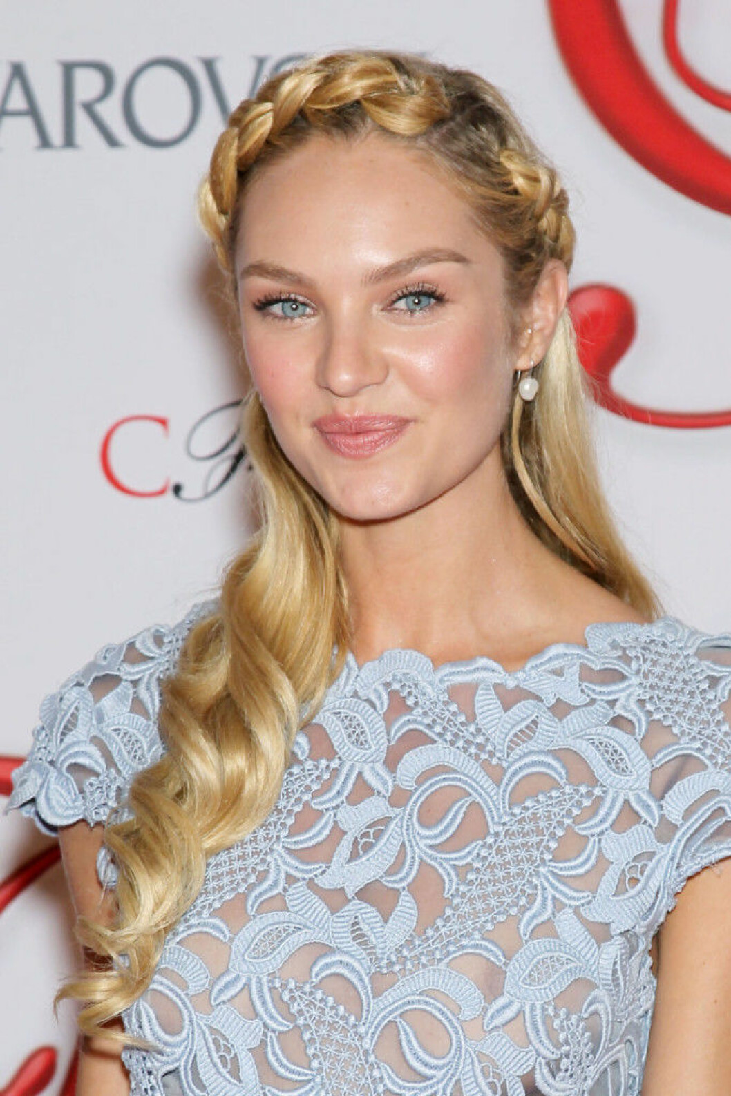 - New York, NY - 6/04/12 - The 2012 CFDA Fashion Awards Sponsored by Swarovski Arrivals -PICTURED: Candice Swanepoel -PHOTO by: Marion Curtis/Startraksphoto.com -FILENAME: MC335206.JPG -LOCATION: Alice Tully Hall at Lincoln Startraks Photo New York, NY For licensing please call 212-414-9464 or email sales@startraksphoto.com. ALL OVER PRESS