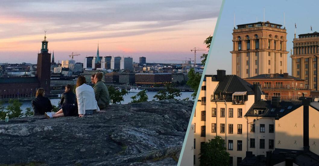 7 fina platser för en picknickdejt i Stockholm