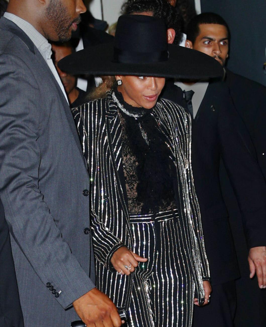 Beyonce CFDA 2016