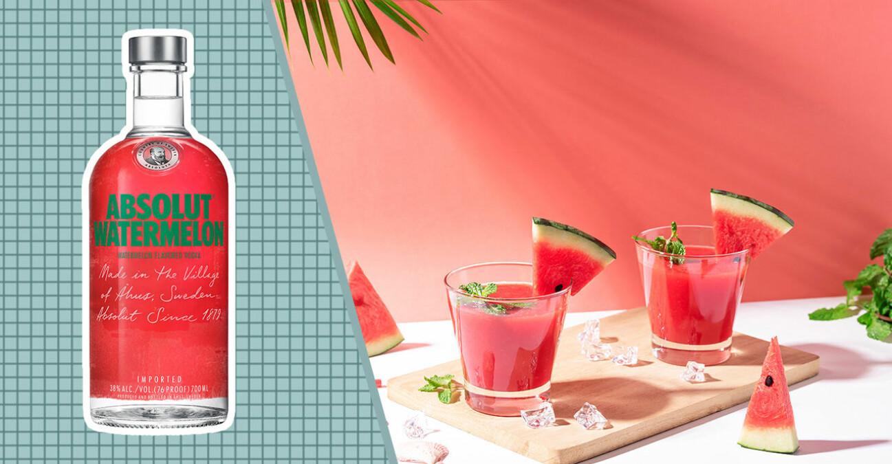 Absolut vattenmelon
