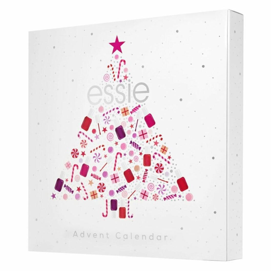 Adventskalender med nagellack från Essie