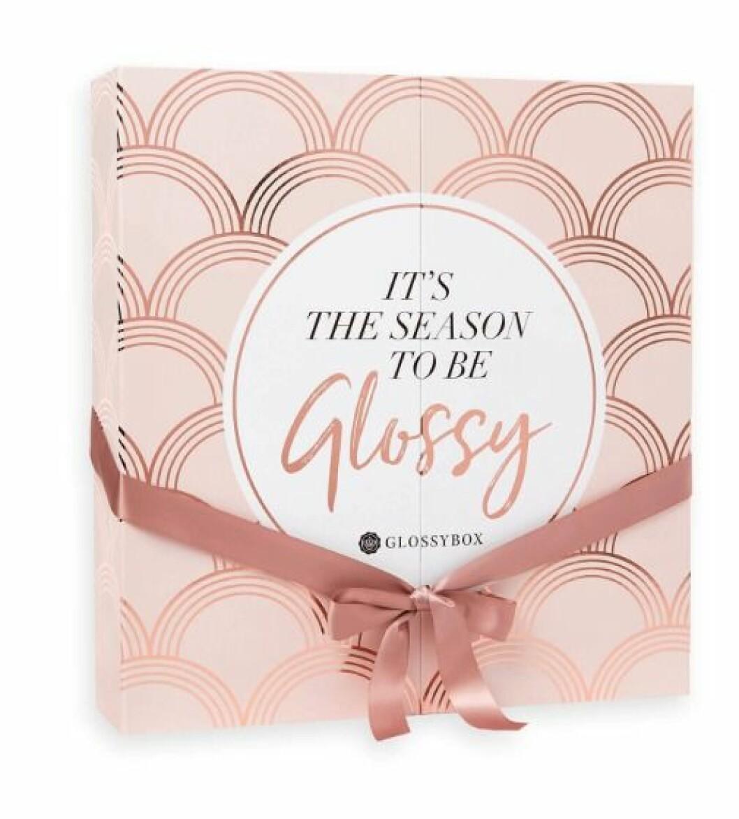 Adventskalender från Glossybox till julen 2019