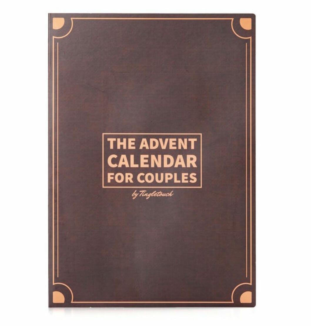 Adventskalender för par till julen 2019
