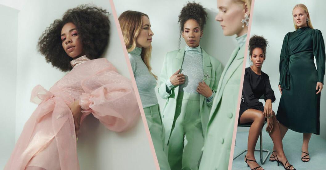 Nu släpps Aéryne x Gina tricot – här är våra favoriter