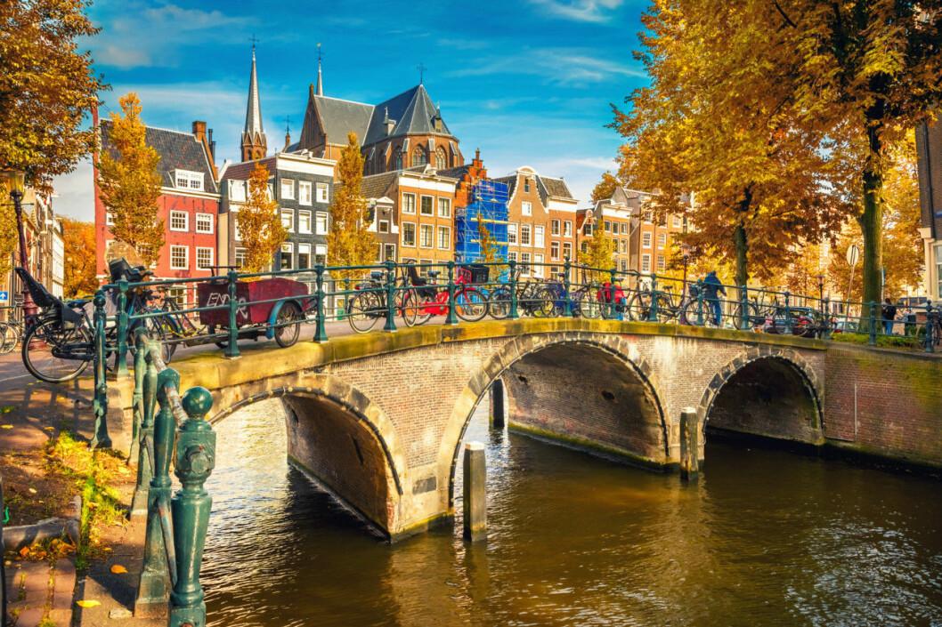 Amsterdam weekend höst 2018