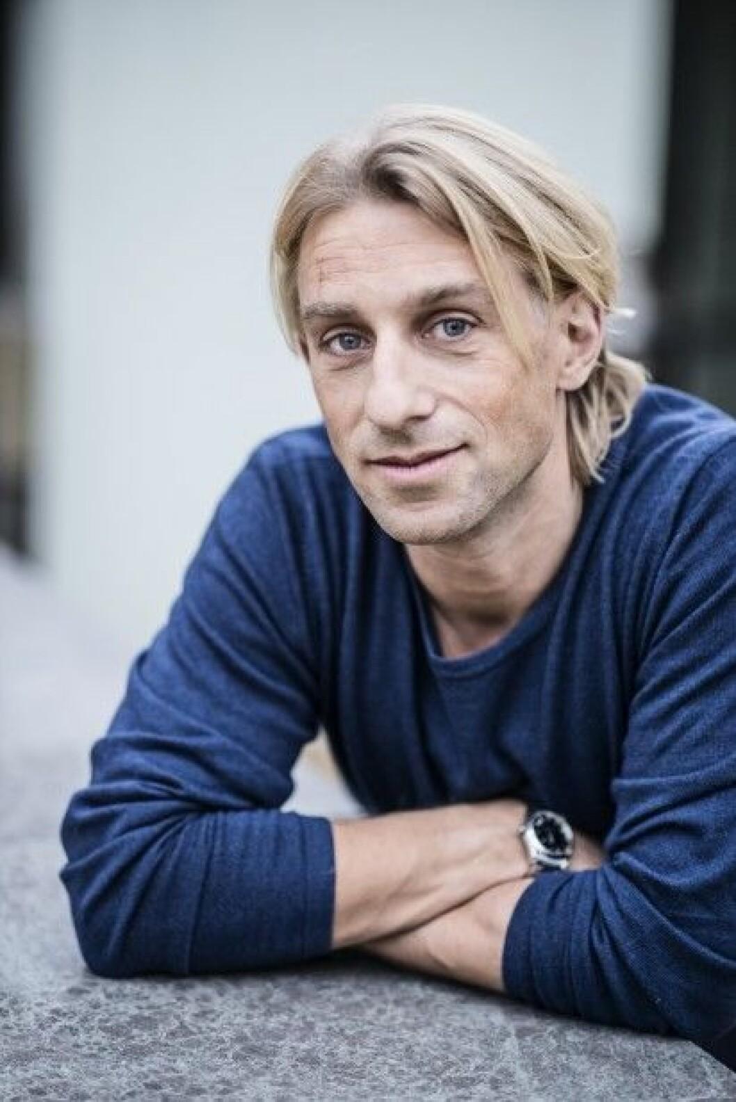 Anders Hansen, överläkare i psykiatri.