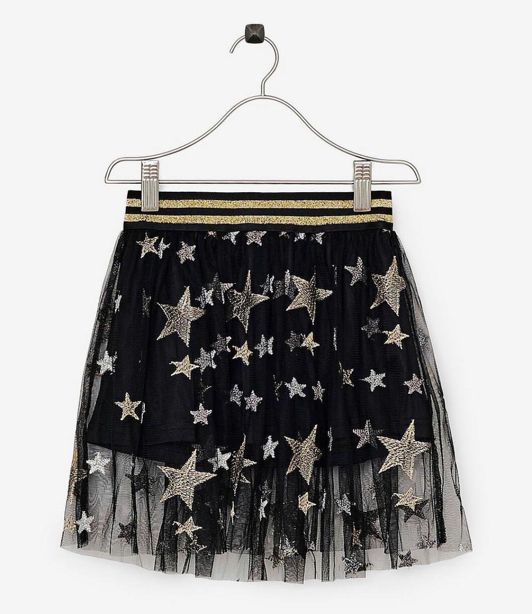 Anja Filippa Ellos barn kjol
