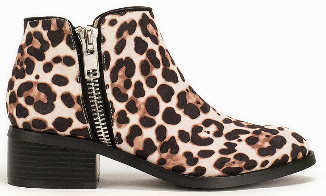 ankelboots leopard 2016