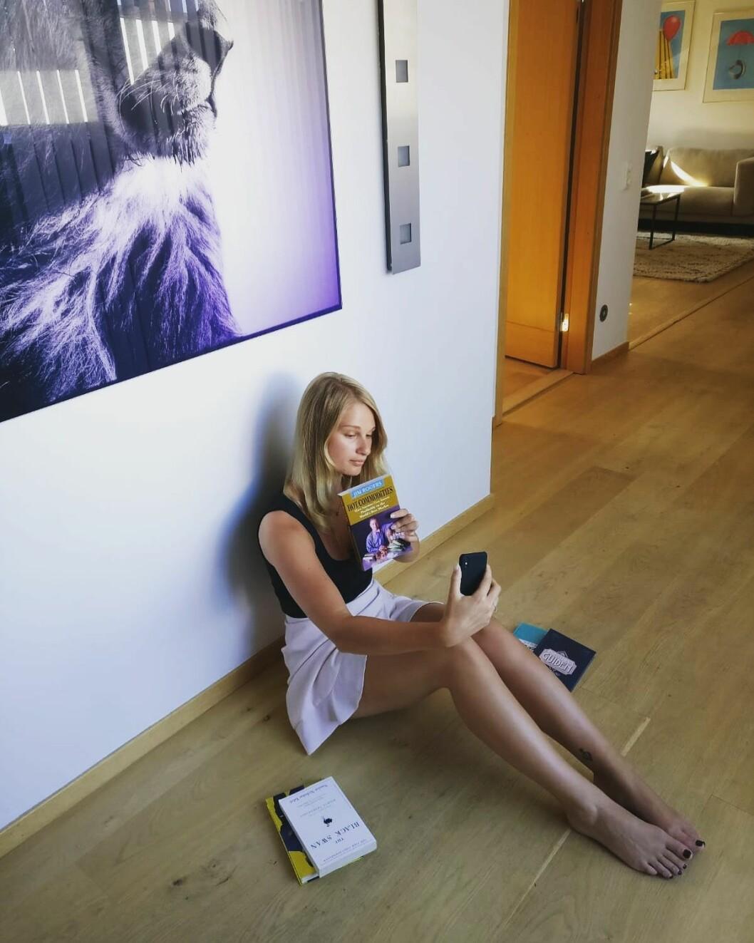 Anna Svahn har skrivit boken Investeringsguiden