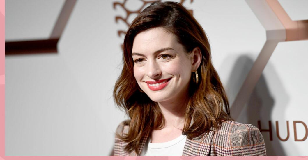 Anne Hathaway om sitt riktiga namn – det heter hon