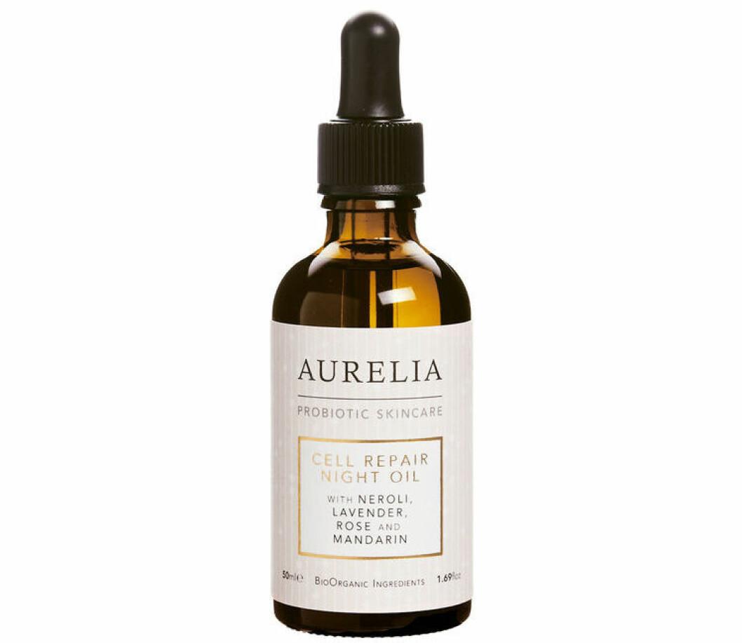 Ansiktsolja, Aurelia Probiotic skincare cell repair night oil