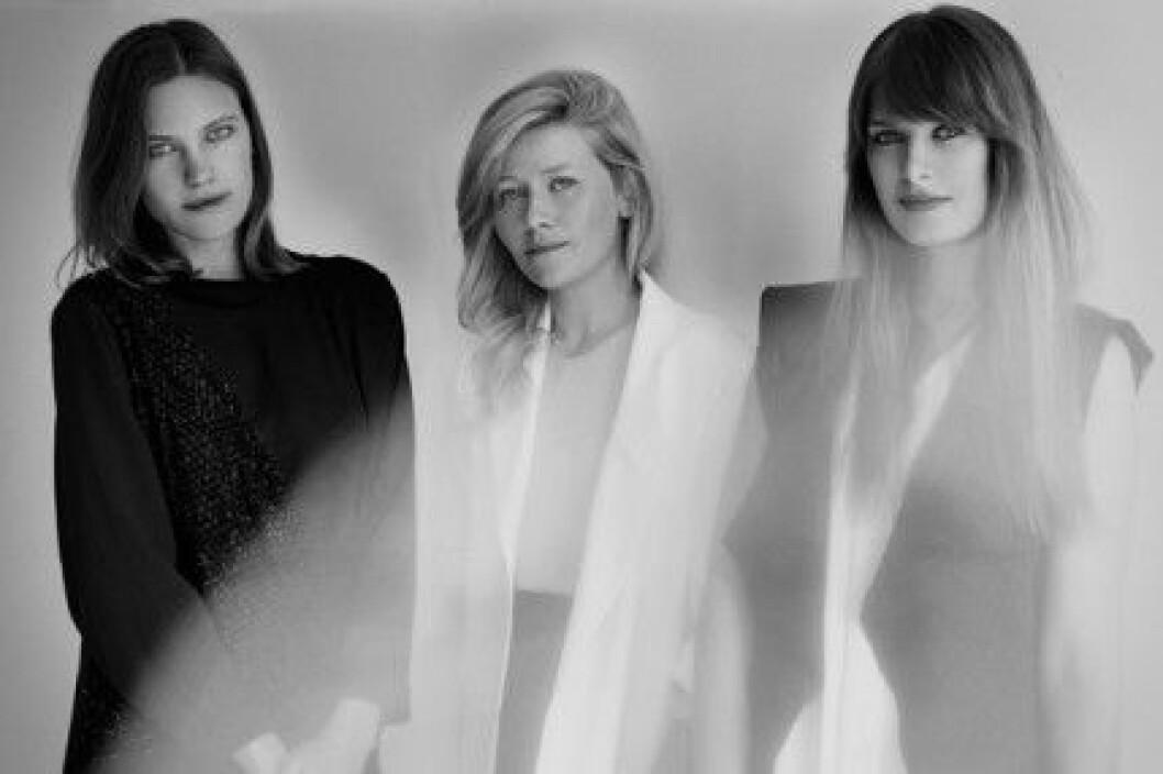 Bloggen Anywho består av Elise Born, Stephanie Gundelach och Ingrid Munch.
