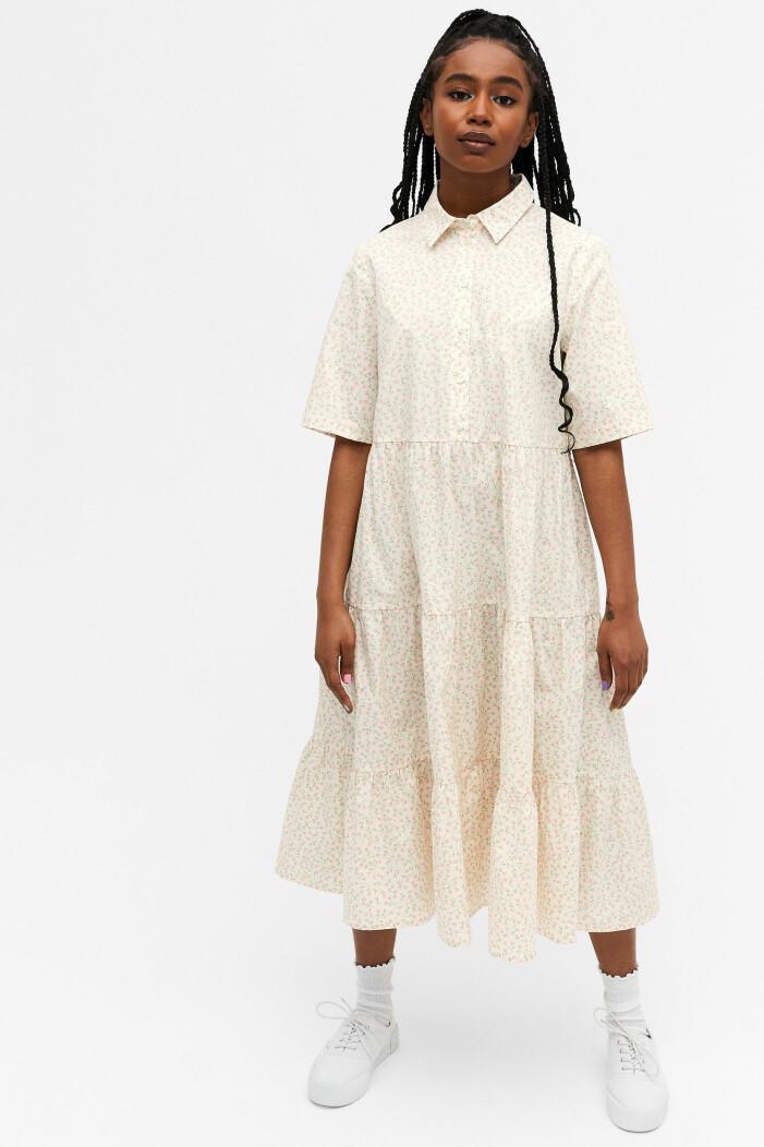 A-linjeformad skjortklänning från monki