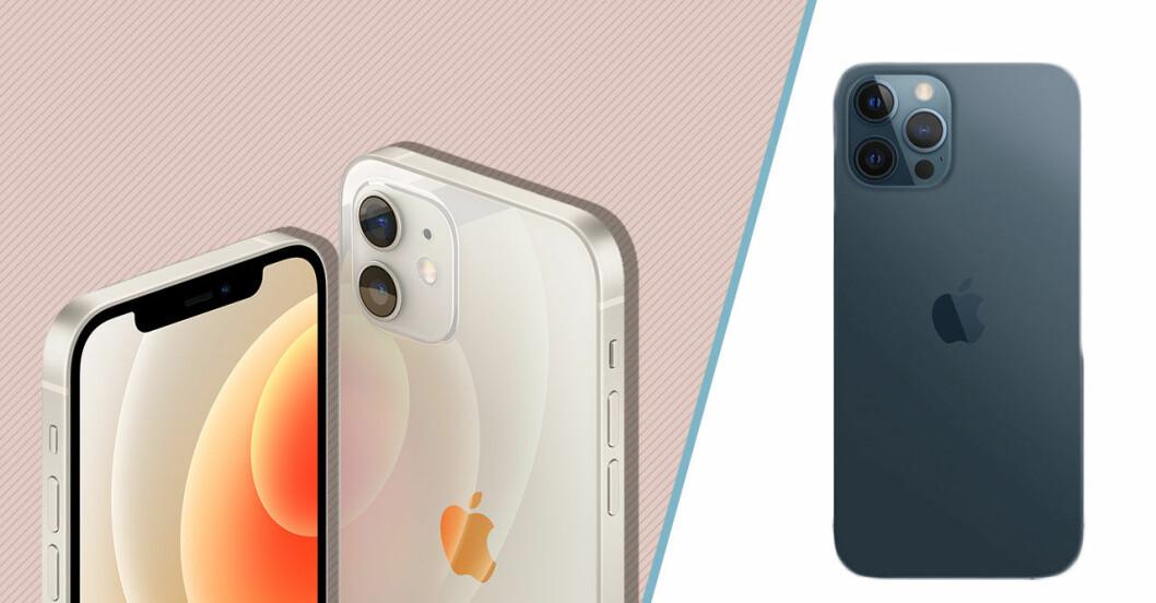 Apple-symbolen på baksidan är en knapp – och vi hade ingen aning