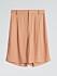 Aprikosfärgade dressade shorts från Gina tricot