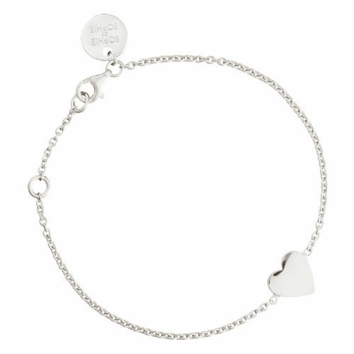 silverarmband sophie by sophie