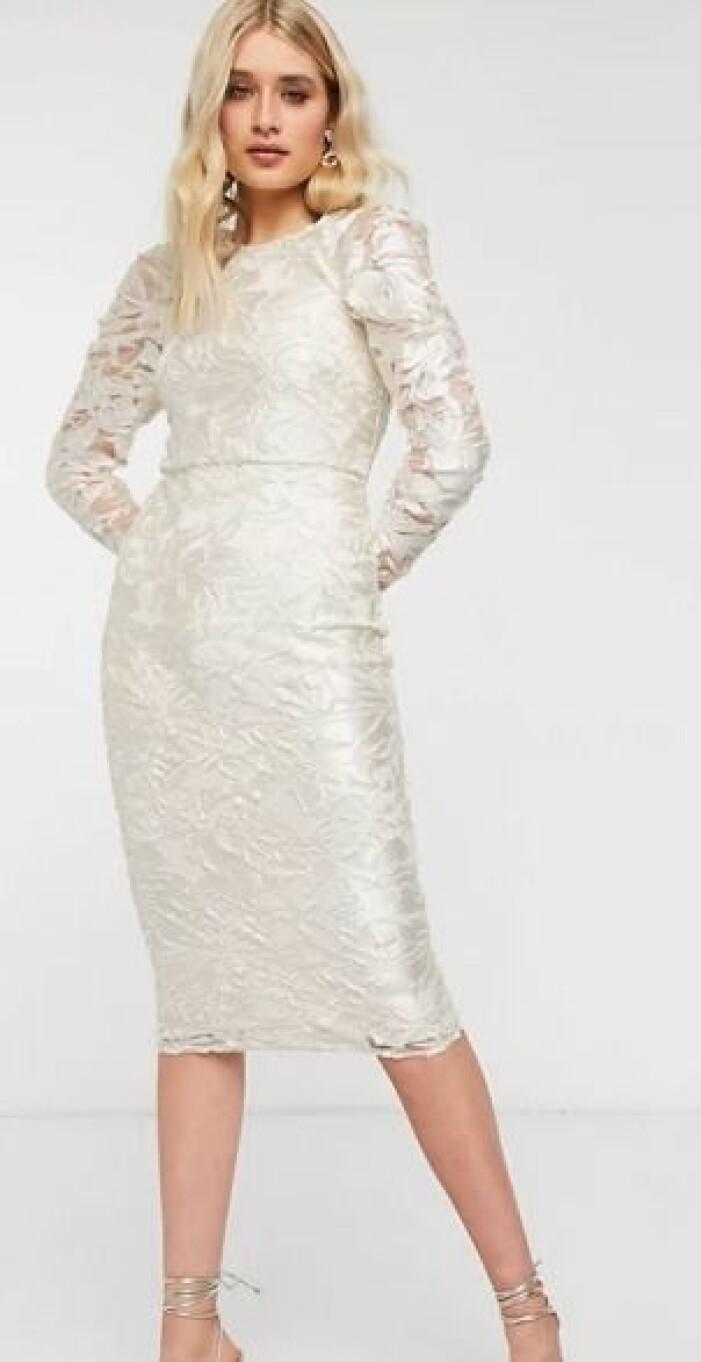 brudklänning Asos