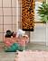 Asos badrumsdetaljer i mixade mönster och färger