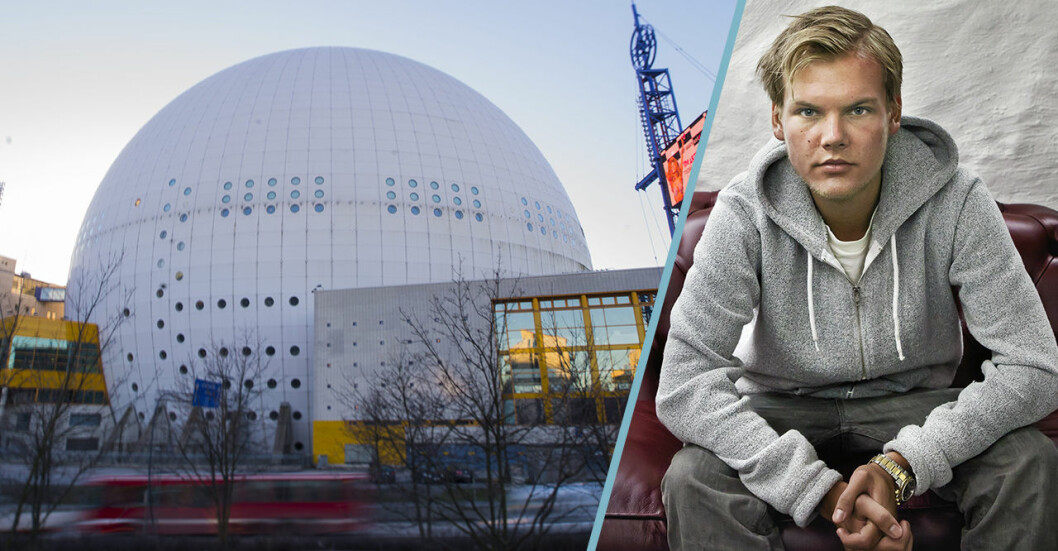 Globen byter namn till Avicii Arena – initiativ för att förebygga psykisk ohälsa bland unga