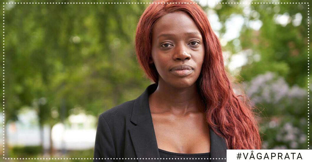 Aysha Jones berättar om sin utbrändhet