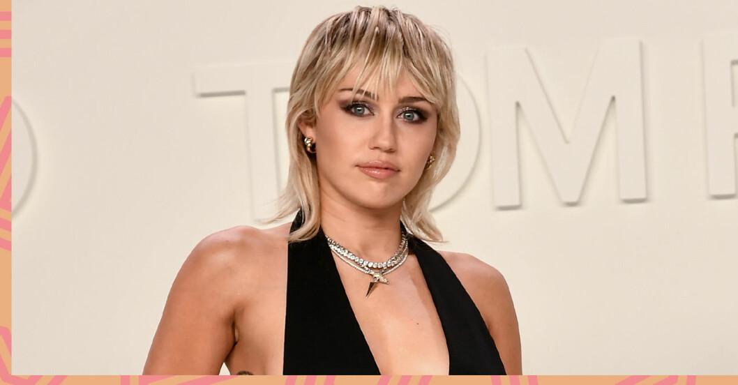 Därför grät Miley Cyrus knappt alls efter skilsmässan från Liam.