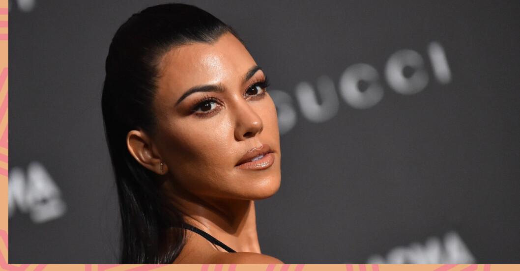 Kourtney Kardashian kritiseras hårt efter sitt uttalande om cancer.