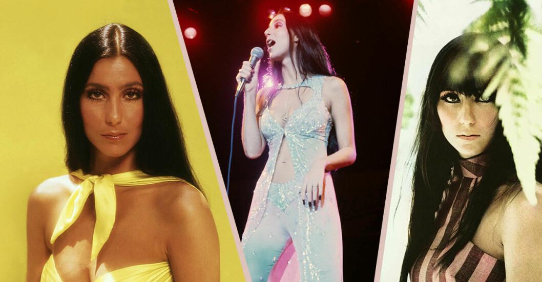 Cher genom tiderna