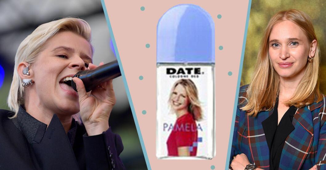 Date-parfymerna