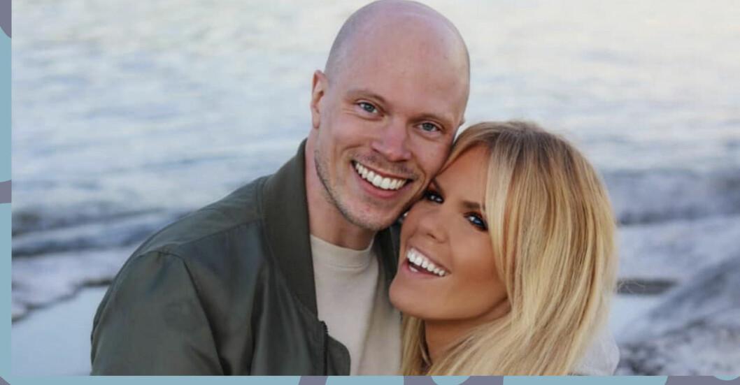 Maxine Nordlindh och Emil Nygren