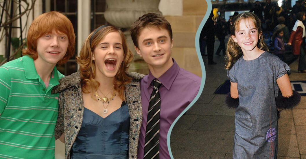 Harry Potter Nostalgi