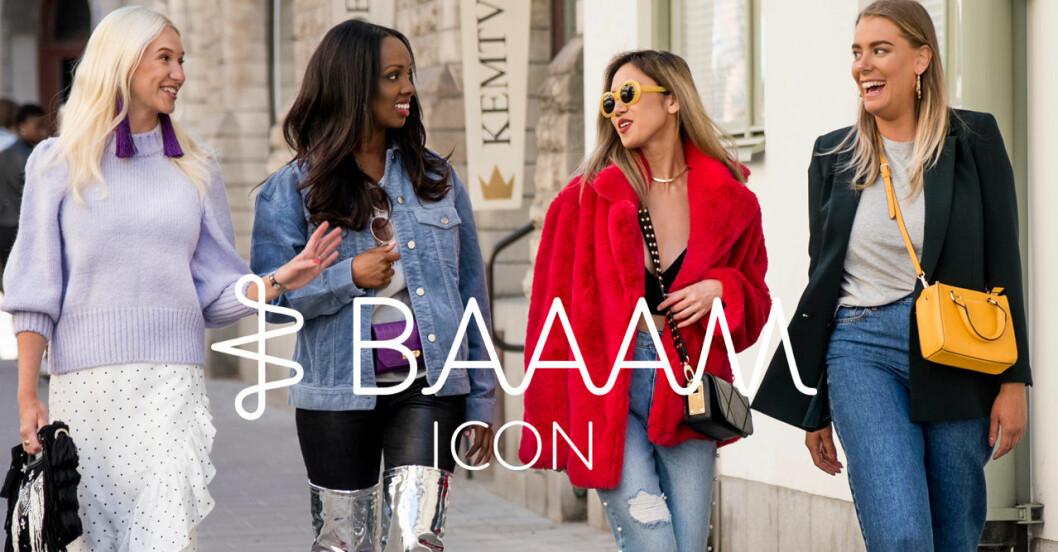 Tjäna pengar på instagram – bli en Baaam ICON!