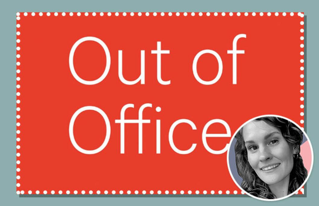 Baaam nöjestips: Emma Blomberg Out of Office Babba