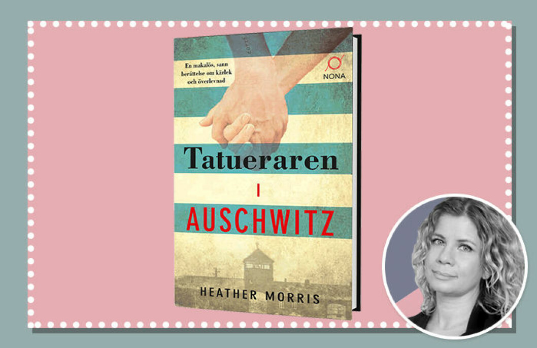 Baaam nöjestips november: Unni Zetterling Tatueraren i Auschwitz
