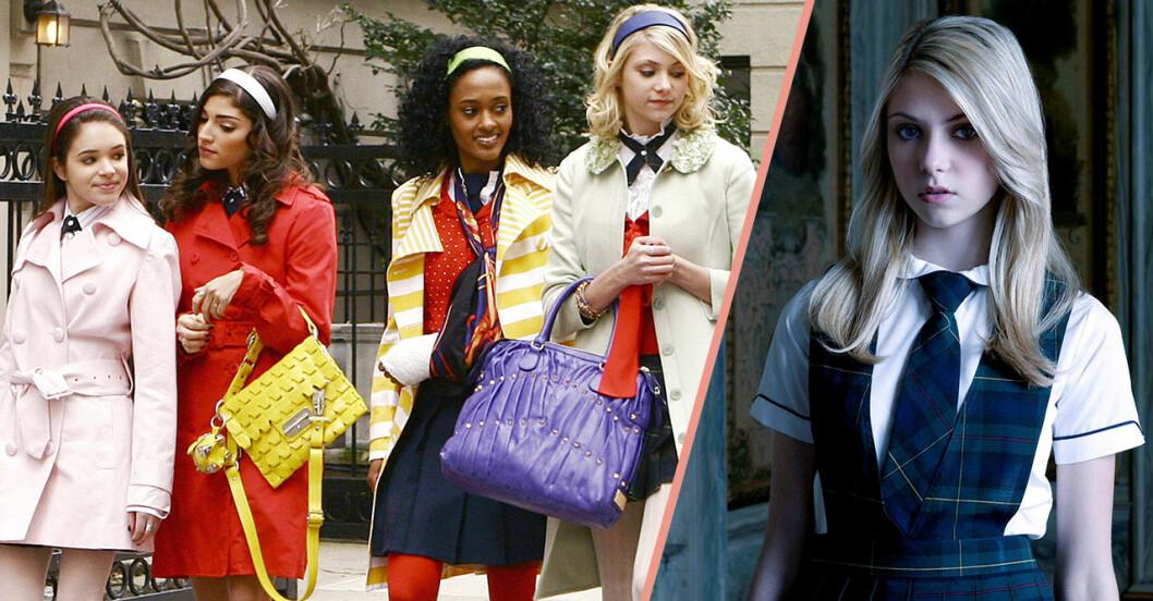 Taylor Momsen i gossip girl