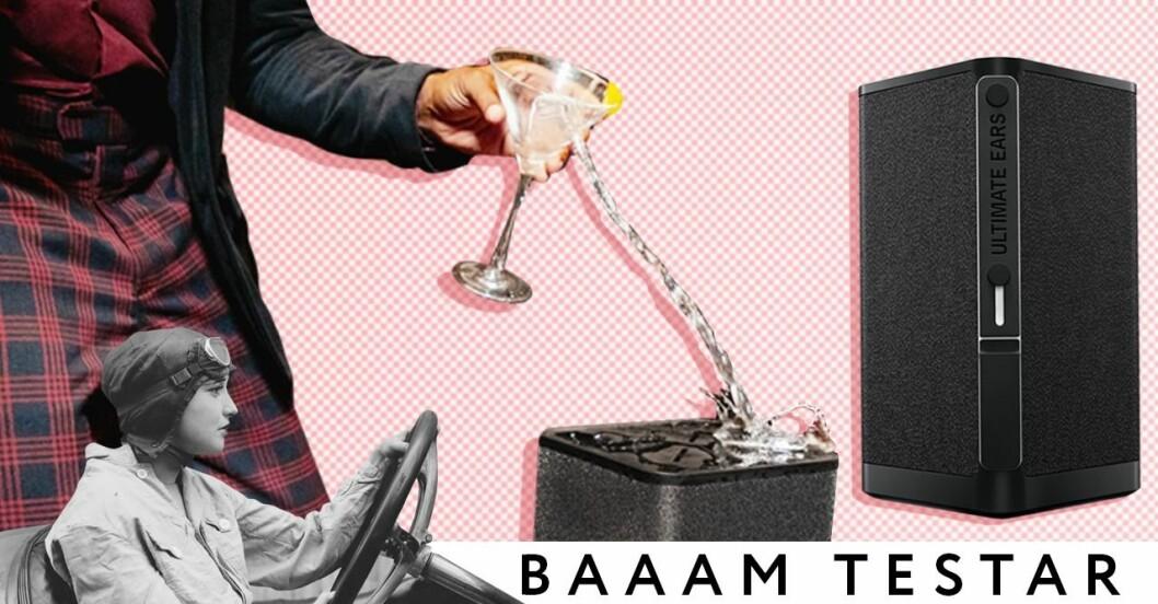 Recension: Baaam testar Ultimate Ears partyhögtalare Hyperboom