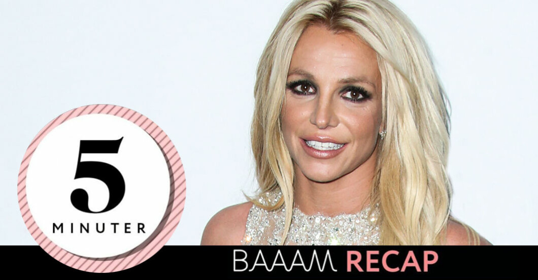 Detta har hänt med Britney Spears