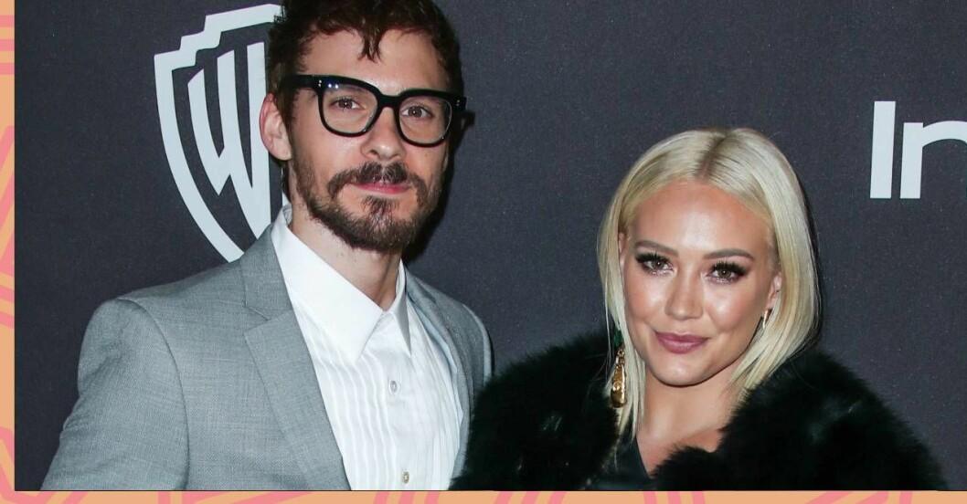 Hilary Duff har gift sig.