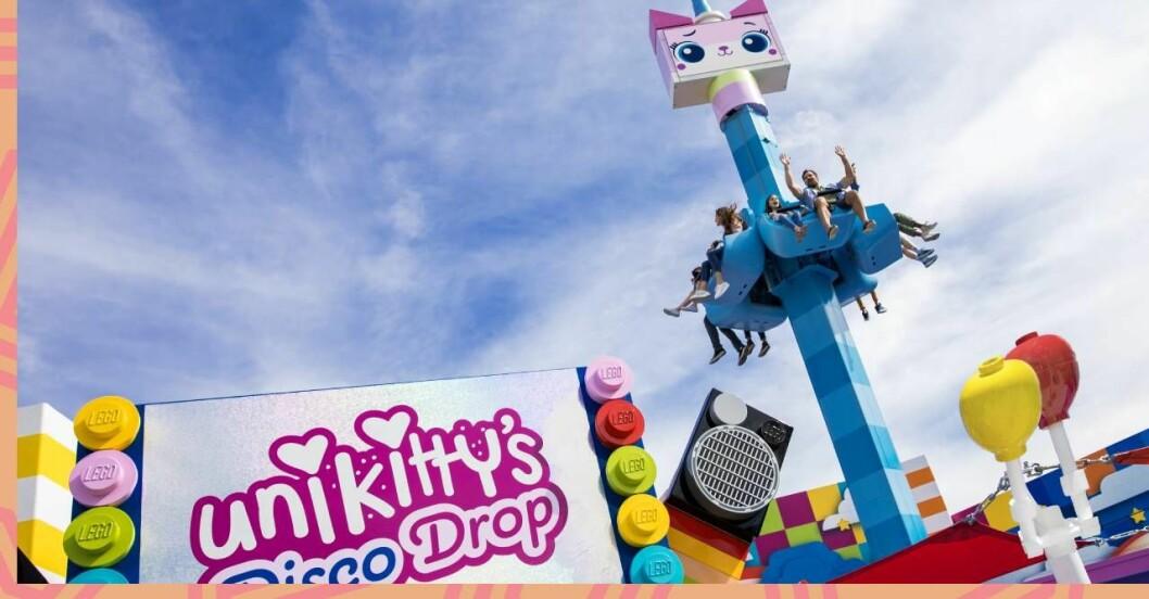 Nu kan du bli testpilot till Legolands nya attraktioner.