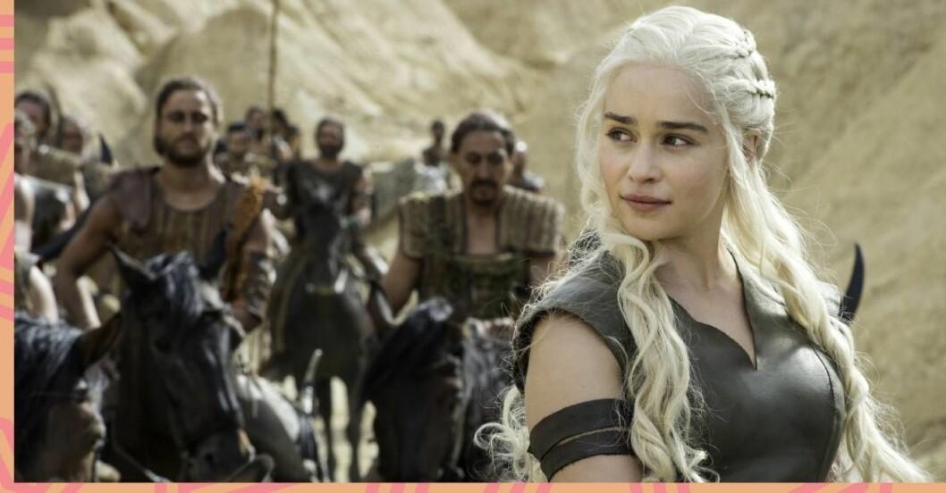 Game of Thrones är en av de serier som har fått högst betyg.