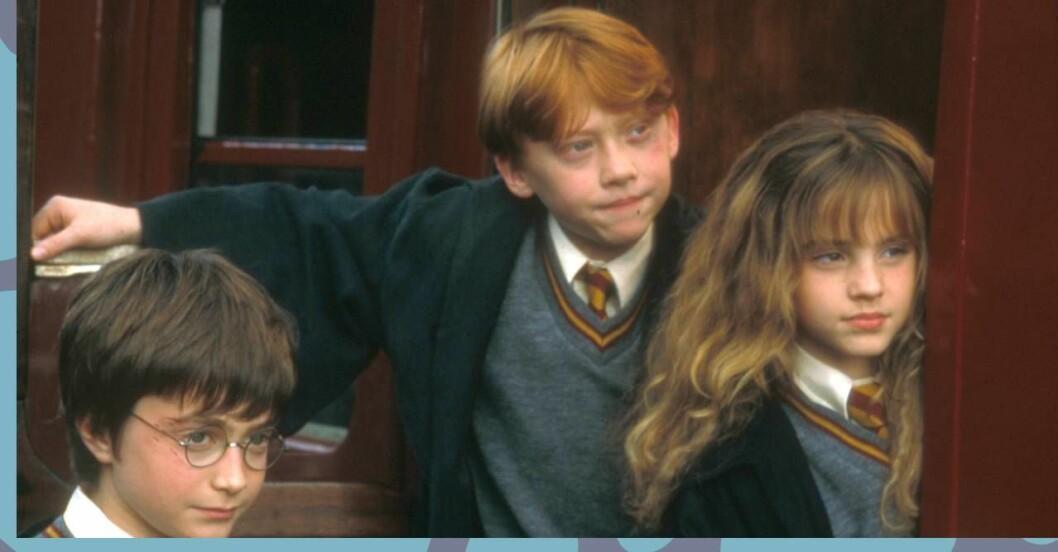 Misstagen från Harry Potter-filmerna som du inte har sett förut.